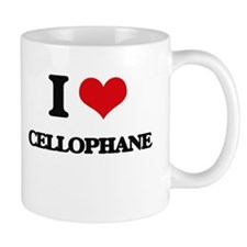 I love Cellophane Mugs