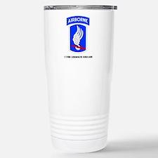 Funny Airborne Travel Mug