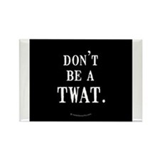 Funny Bitchy Rectangle Magnet (10 pack)