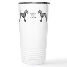 Unique Terrier Travel Mug