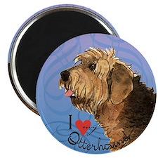Otterhound Magnet