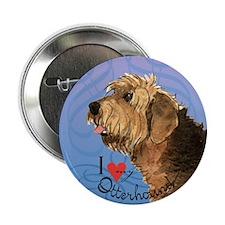Otterhound Button