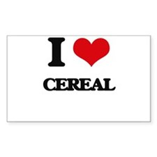 I love Cereal Decal