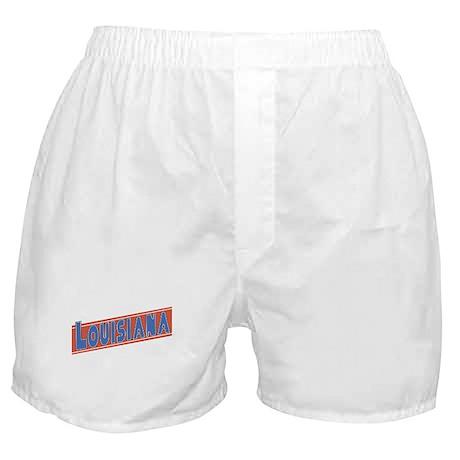 Greetings from Louisiana Boxer Shorts