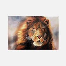 Lion Forever Wind Magnets