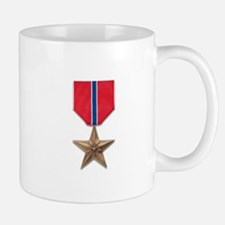 Bronze Star Mugs