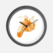 Resden Motorcycle Wall Clock