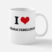 I love Characterization Mugs