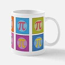 Pop Art Pi Mugs