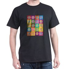 Pop Art Pi T-Shirt