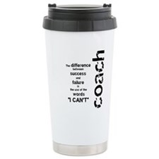 Cute Cheerful Travel Mug