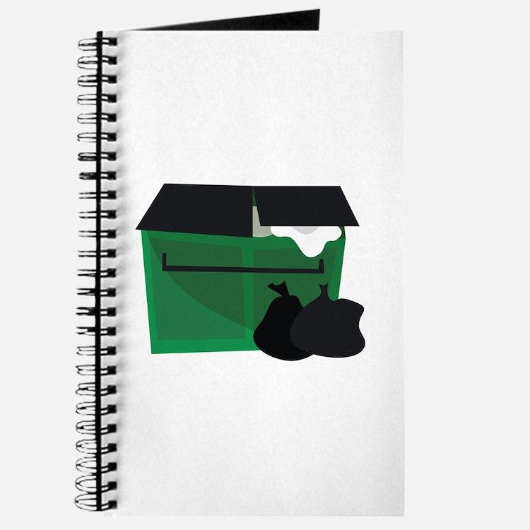 Garbage Dumpster Journal
