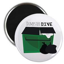 Dumpster Dive Magnets