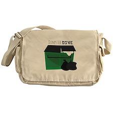 Dumpster Dive Messenger Bag