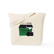 Dumpster Dive Tote Bag