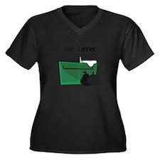 Dumpster Dive Plus Size T-Shirt