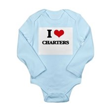 I love Charters Body Suit