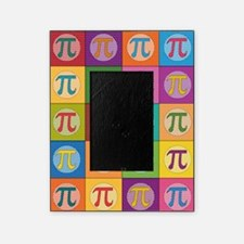 Pop Art Pi Picture Frame