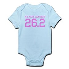 My Mom Can Run 26.2 Miles Body Suit