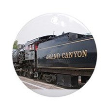 Grand Canyon Railway, Williams, A Ornament (Round)