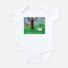 Izzie Swinging Infant Bodysuit
