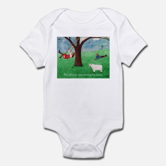 Izzie Swinging Infant Bodysuit