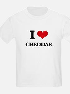 I love Cheddar T-Shirt