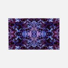 Deep Purple Area Rug