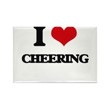 I love Cheering Magnets