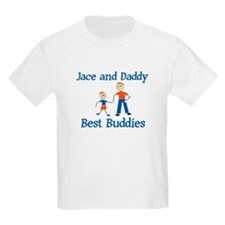 Jace & Daddy - Best Buddies T-Shirt