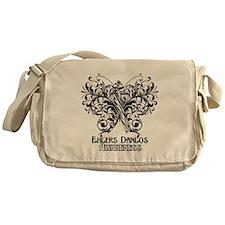 Ehlers Danlos Awareness Messenger Bag