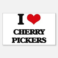 I love Cherry Pickers Decal