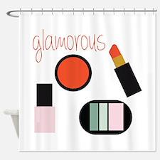 Glamorous Shower Curtain