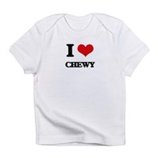 I love Chewy Infant T-Shirt