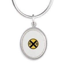 RR Crossing Necklaces