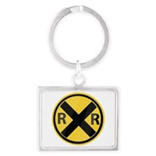 RR Crossing Keychains