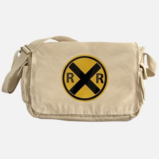 RR Crossing Messenger Bag