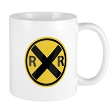 RR Crossing Mugs