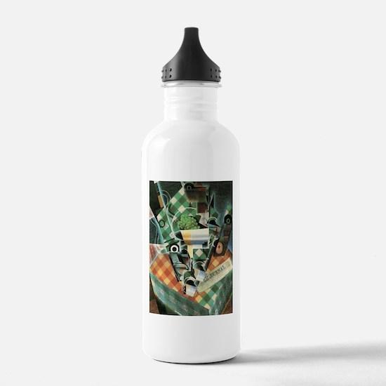 Still Life by Juan Gri Water Bottle