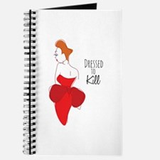 Dressed To Kill Journal