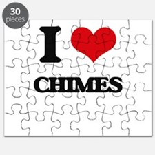 I love Chimes Puzzle