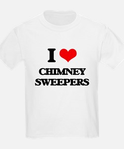 I love Chimney Sweepers T-Shirt