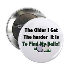 Resden Golf Ball Button
