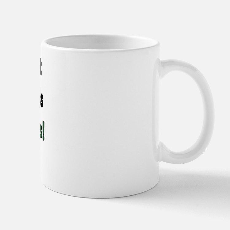 Resden Golf Ball Mug
