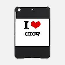 I love Chow iPad Mini Case