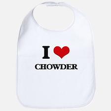I love Chowder Bib