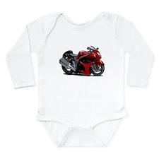 Cute Gsxr Long Sleeve Infant Bodysuit
