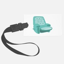 Recliner Luggage Tag