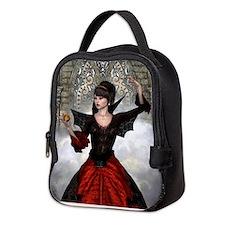 Beautiful Witch Neoprene Lunch Bag