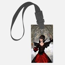 Beautiful Witch Luggage Tag